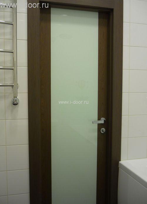 Установка двери в ванну и туалет